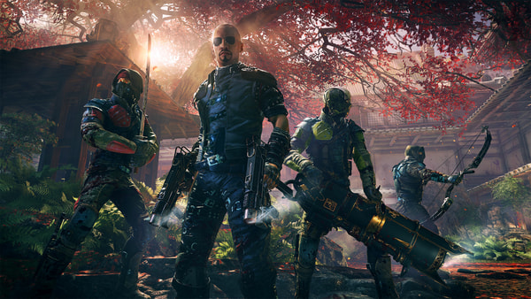 Shadow Warrior 2 Deluxe screenshot 2