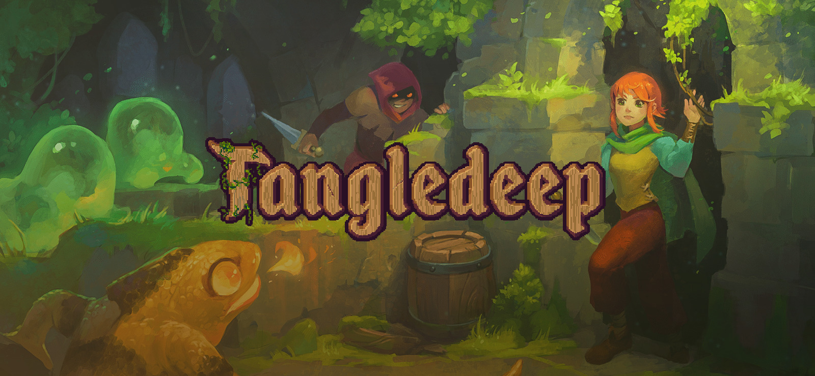 Tangledeep Dawn of Dragons-GOG