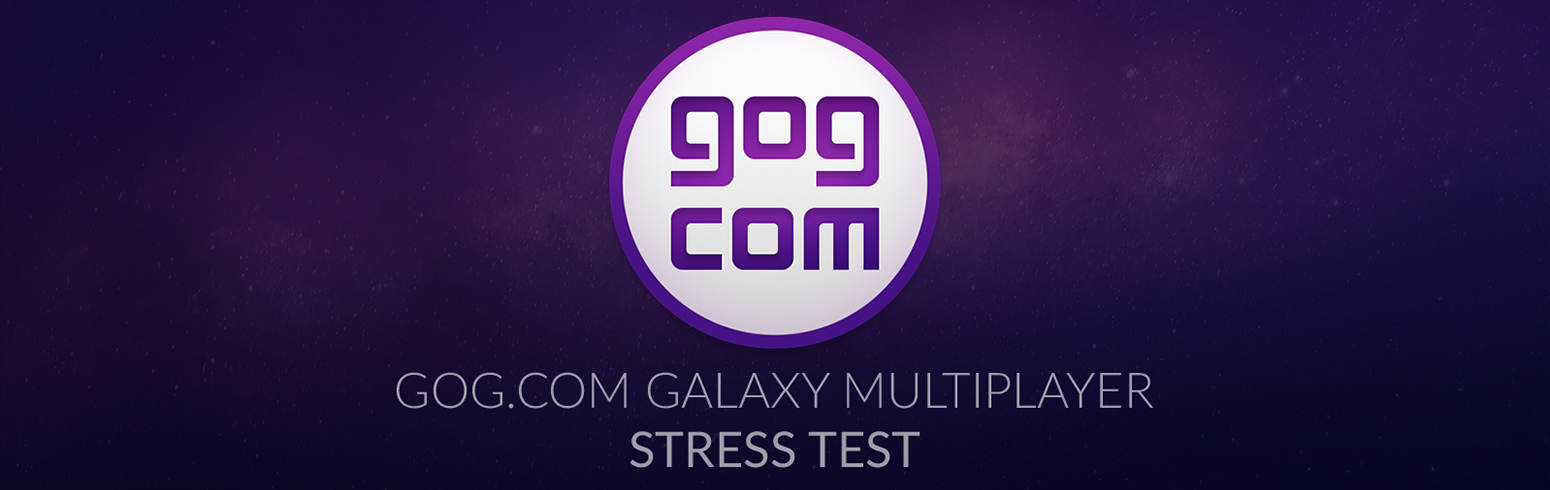 We need your help: Join us for the GOG Galaxy Multiplayer Stress ...