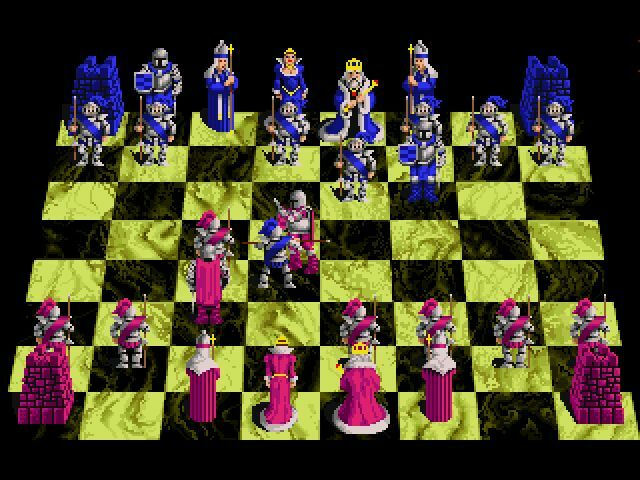 Battle Chess Special Edition screenshot 1