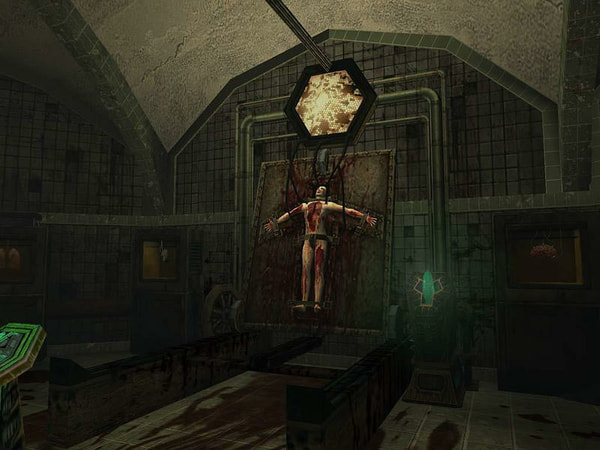 Call of Cthulhu: Dark Corners of the Earth screenshot 2
