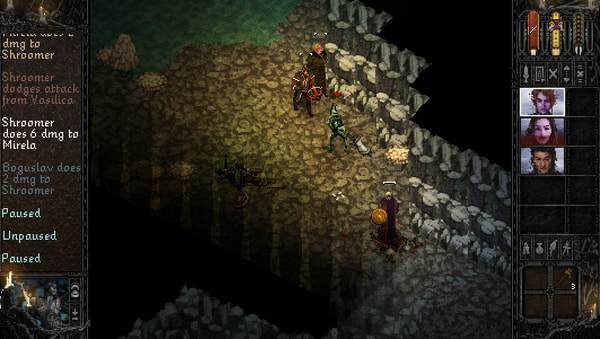 Serpent in the Staglands screenshot 3