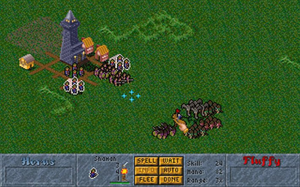 Master of Magic screenshot 3