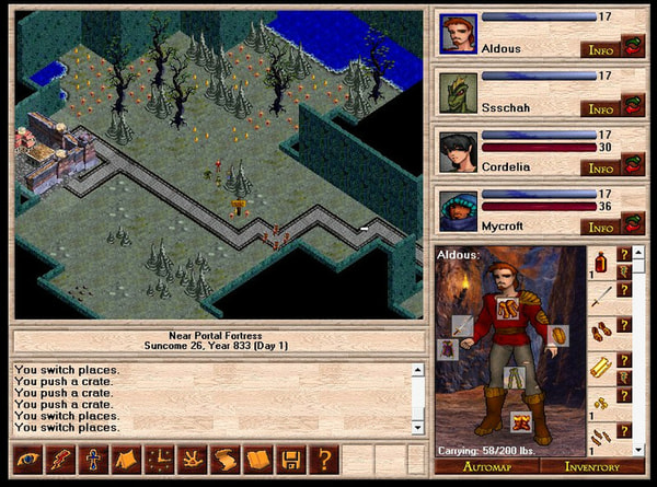 Avernum - The Complete Saga screenshot 2