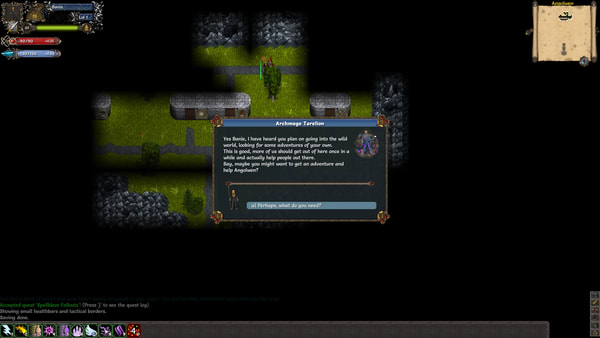 Tales of Maj'Eyal screenshot 3