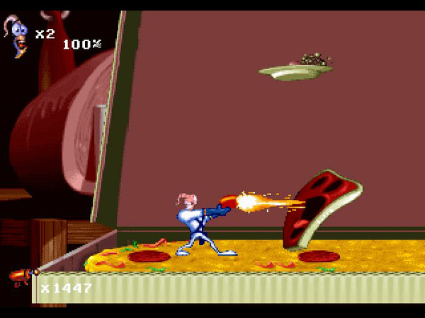 Earthworm Jim 1+2: The Whole Can 'O Worms screenshot 3