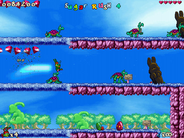 Jazz Jackrabbit 2 Collection screenshot 3