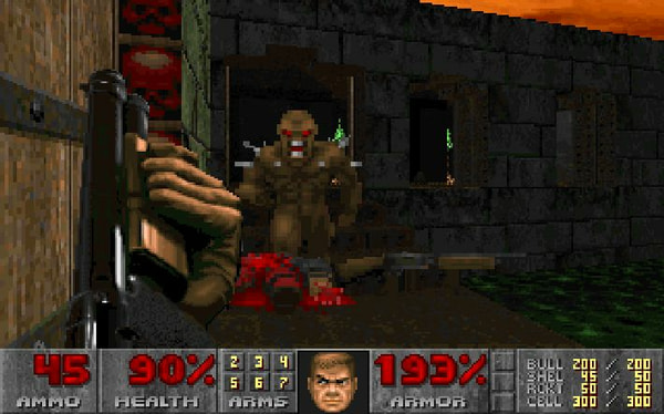 The Ultimate DOOM screenshot 1