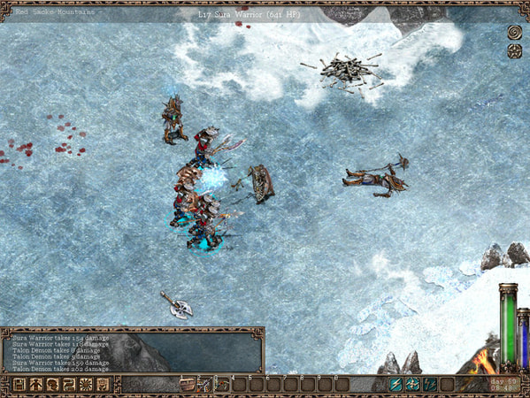Heretic Kingdoms - The Inquisition screenshot 1