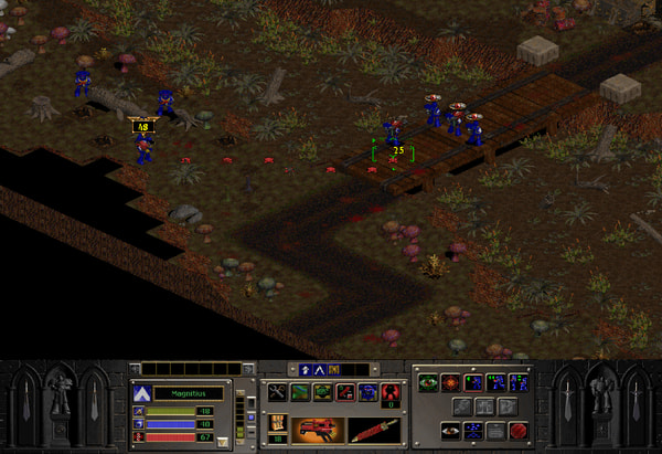 Warhammer 40,000: Chaos Gate Screenshot 3