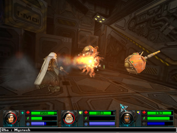 Anachronox screenshot 2