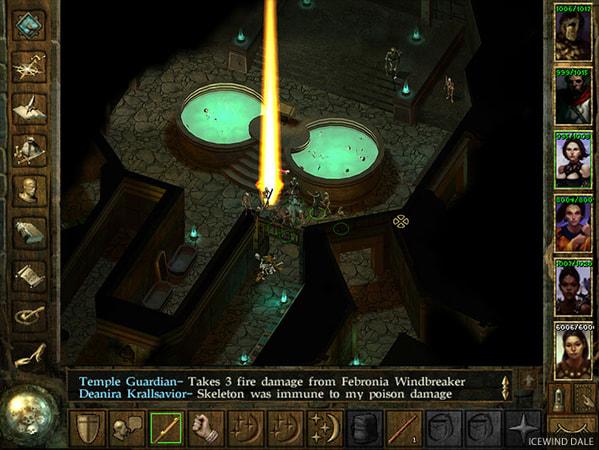 Icewind Dale Complete screenshot 1