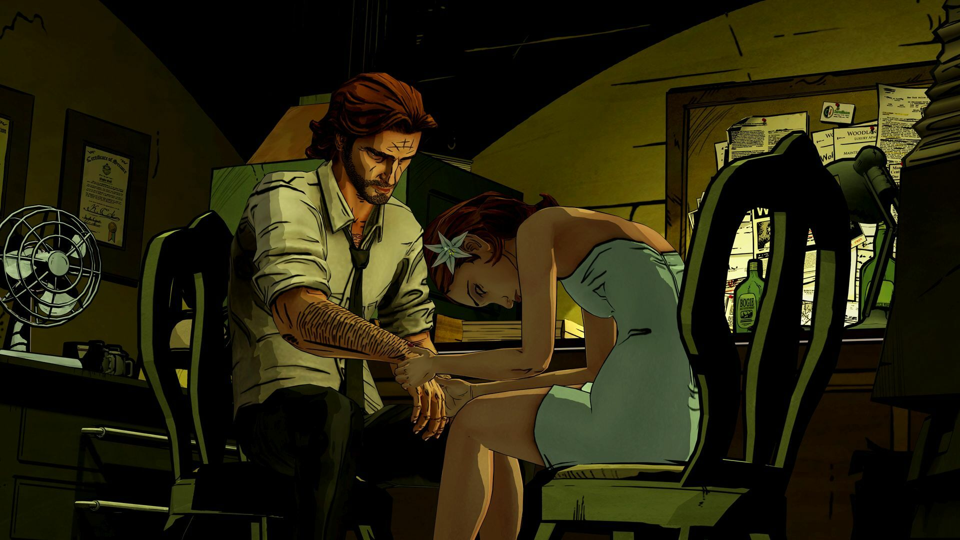 The Wolf Among Us for Mac