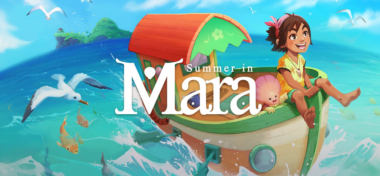 Summer in Mara-GOG