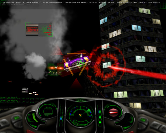 Crime Cities screenshot 1