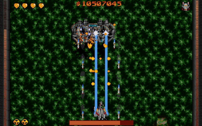 Raptor: Call of the Shadows 2010 Edition screenshot 2