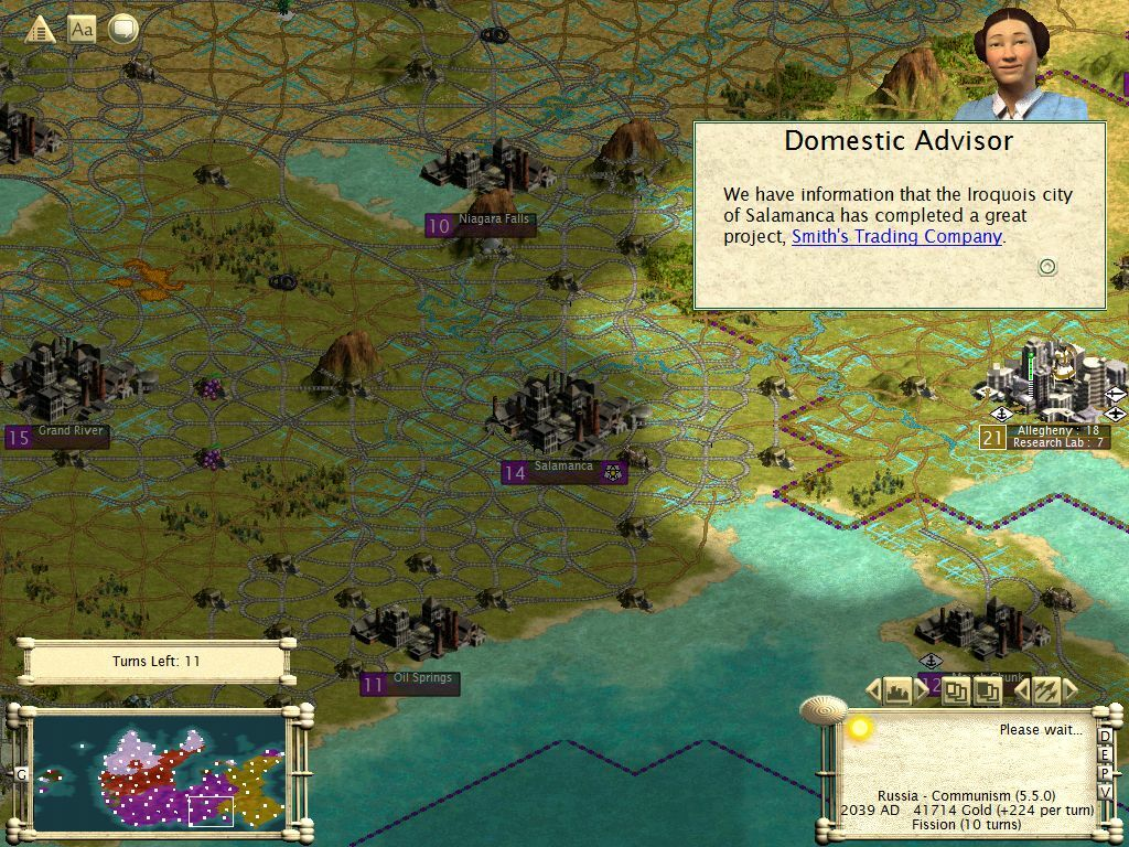 Sid Meier's Civilization III Complete [GoG] [2001|Eng]