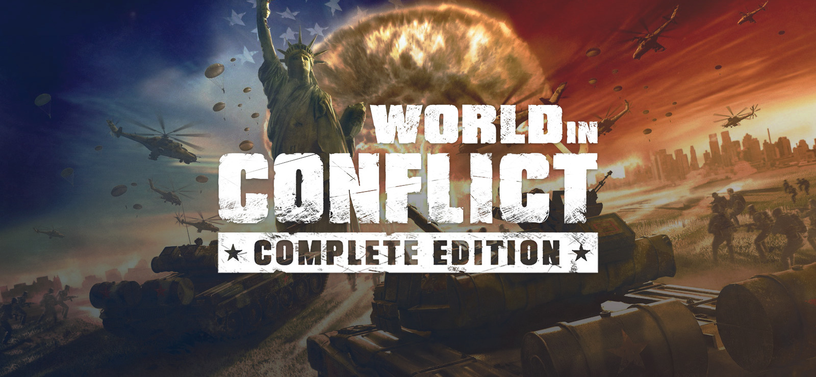 ubisoft: World in Conflict Complete Edition