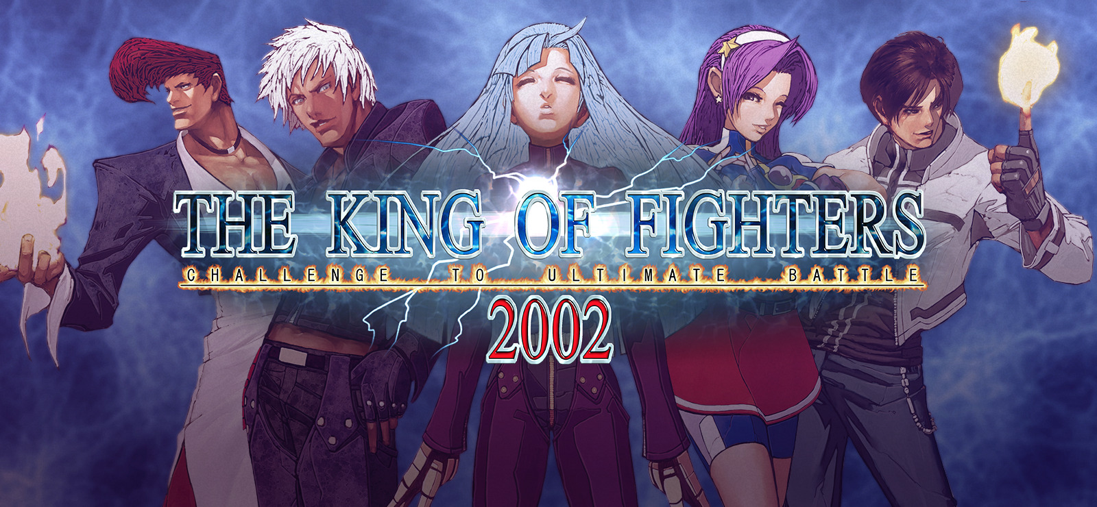 The King Of Fighters 2002 On Gog Com