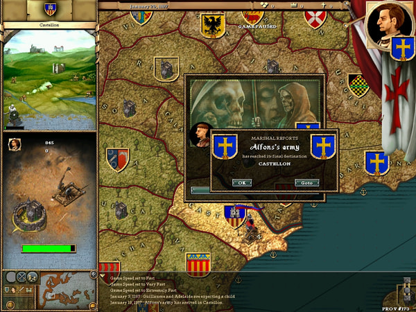 Crusader Kings Complete screenshot 2