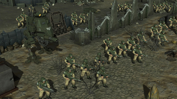 Warhammer 40000: Sanctus Reach (Complete) screenshot 3