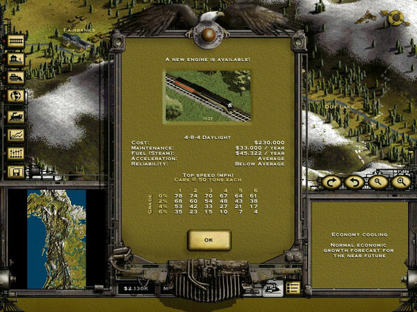 Railroad Tycoon 2 Platinum screenshot 3