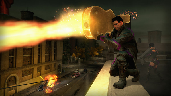 Saints Row IV: Game of the Century Edition screenshot 2
