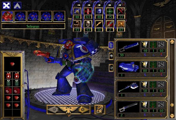 Warhammer 40000: Chaos Gate Captura 2