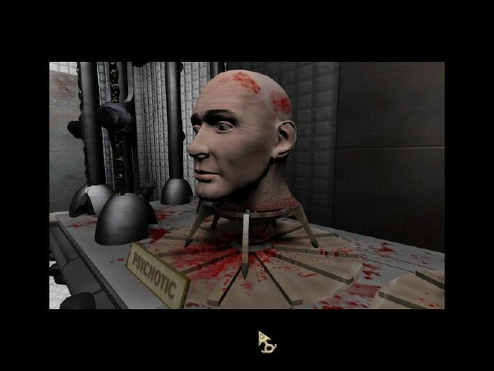 Zork Nemesis: The Forbidden Lands screenshot 3