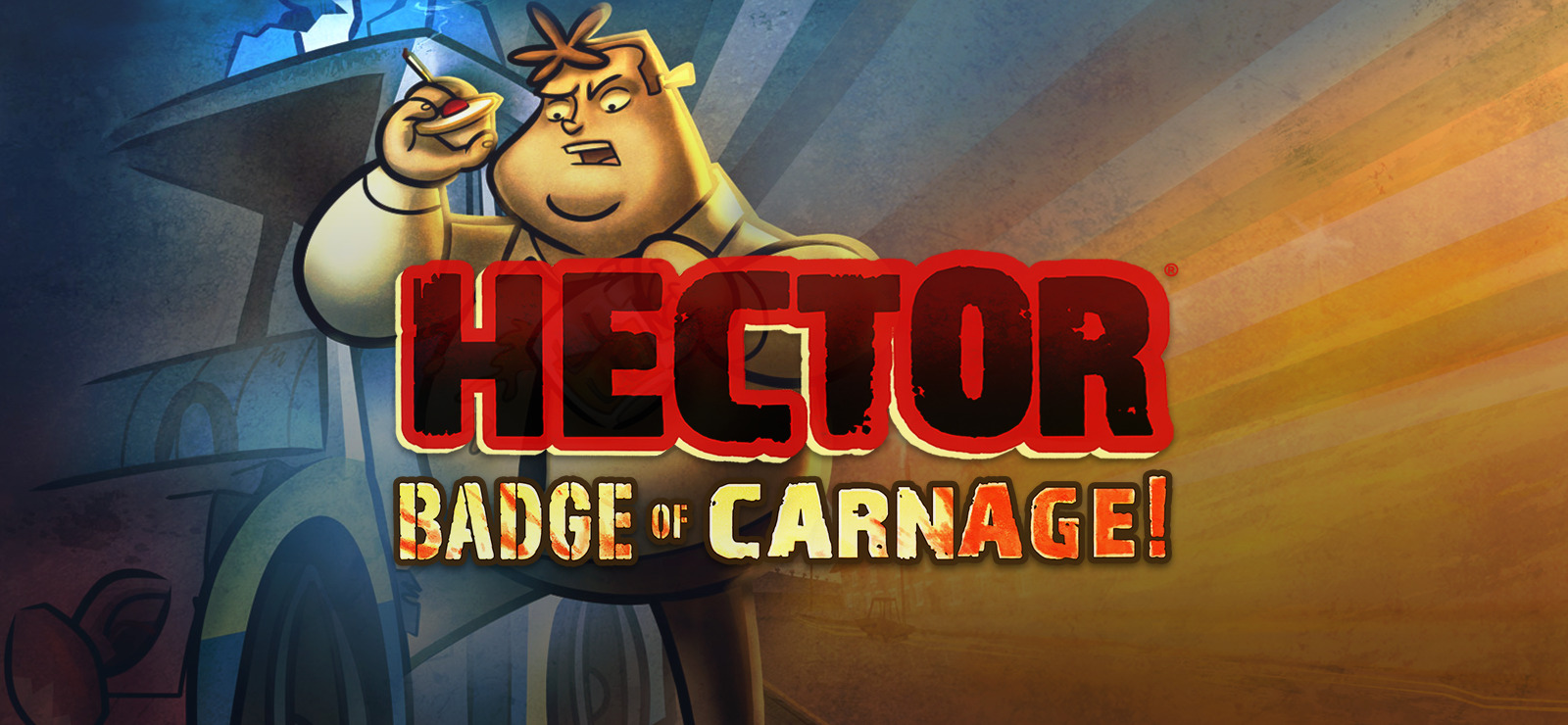 hector badge of carnage on gog com