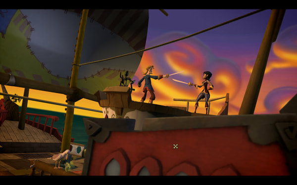 Tales of Monkey Island screenshot 2