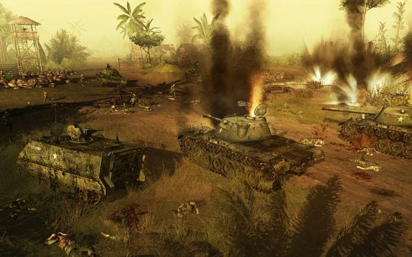 Men of War: Vietnam Special Edition Captura 3