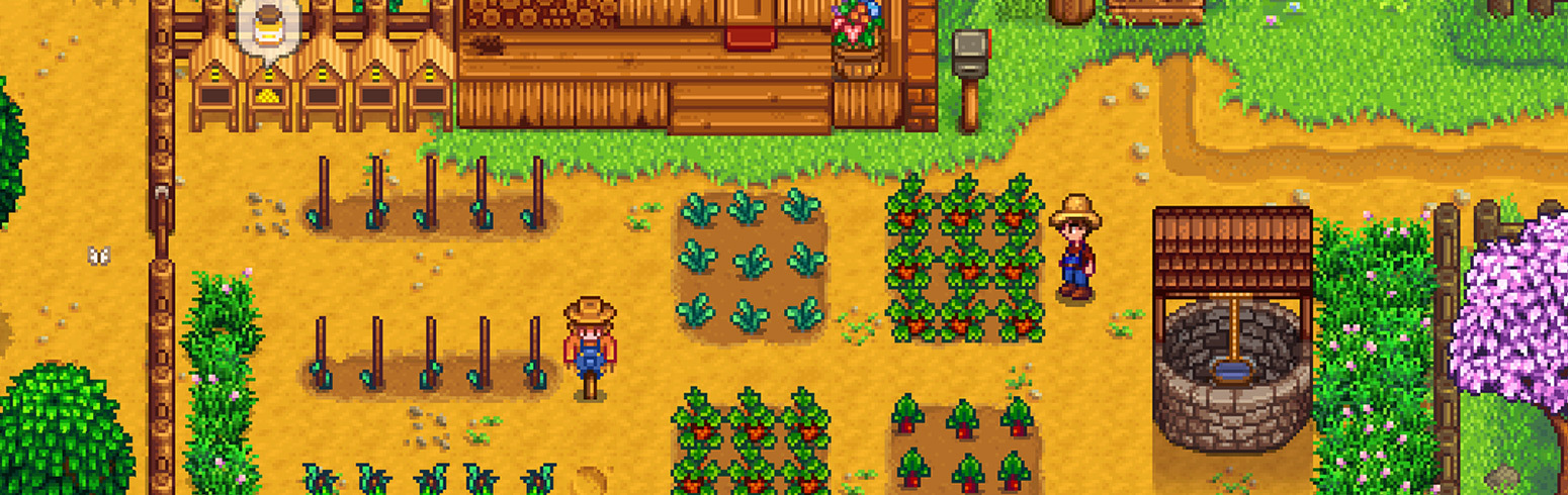 Farm together in Stardew Valley, multiplayer update now live