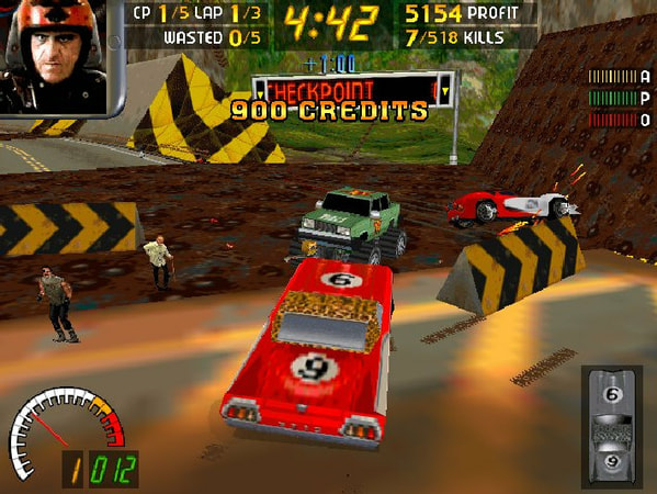 Carmageddon Max Pack screenshot 2