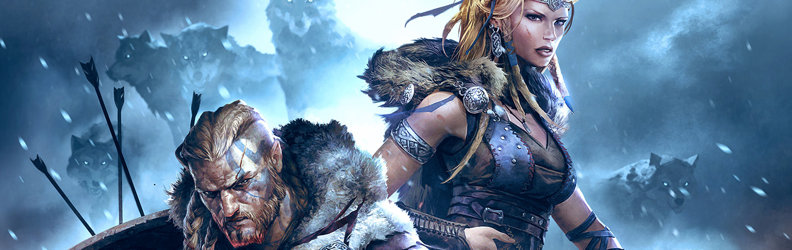 norse quest of the shield maiden