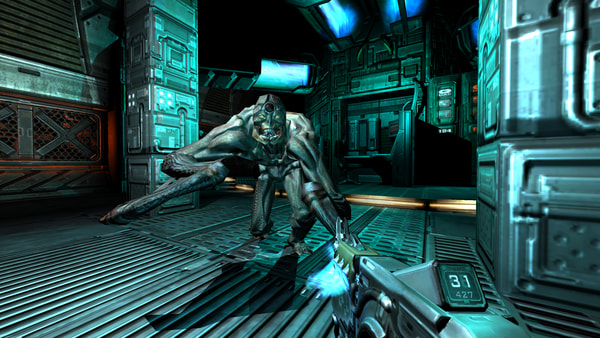 Doom 3: BFG Edition screenshot 2
