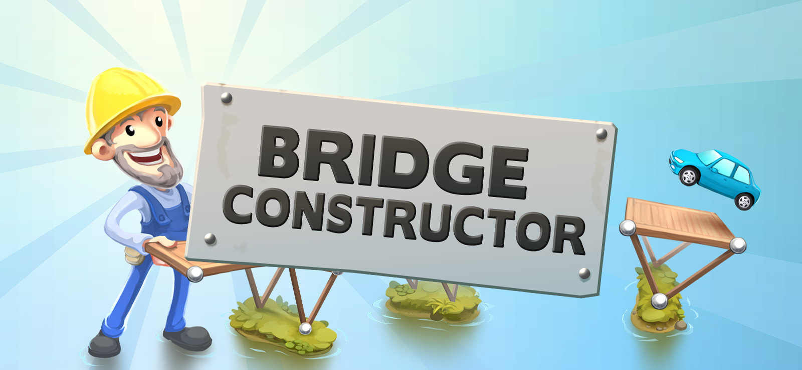 Bridge Constructor Trains-GOG