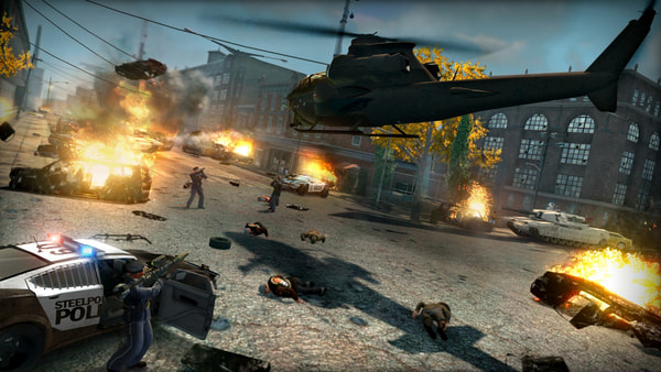 Saints Row: The Third - The Full Package screenshot 2