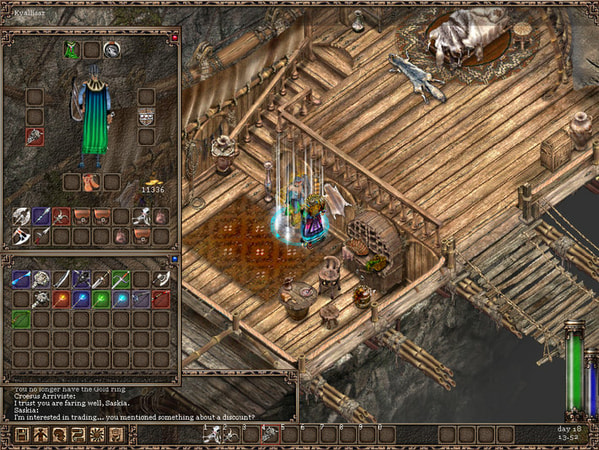 Heretic Kingdoms - The Inquisition screenshot 2