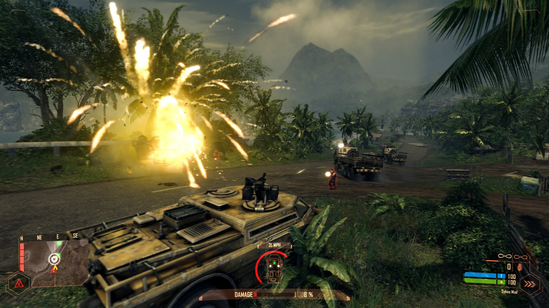 Crysis Warhead [GoG] [2008|Rus|Eng|Multi11]