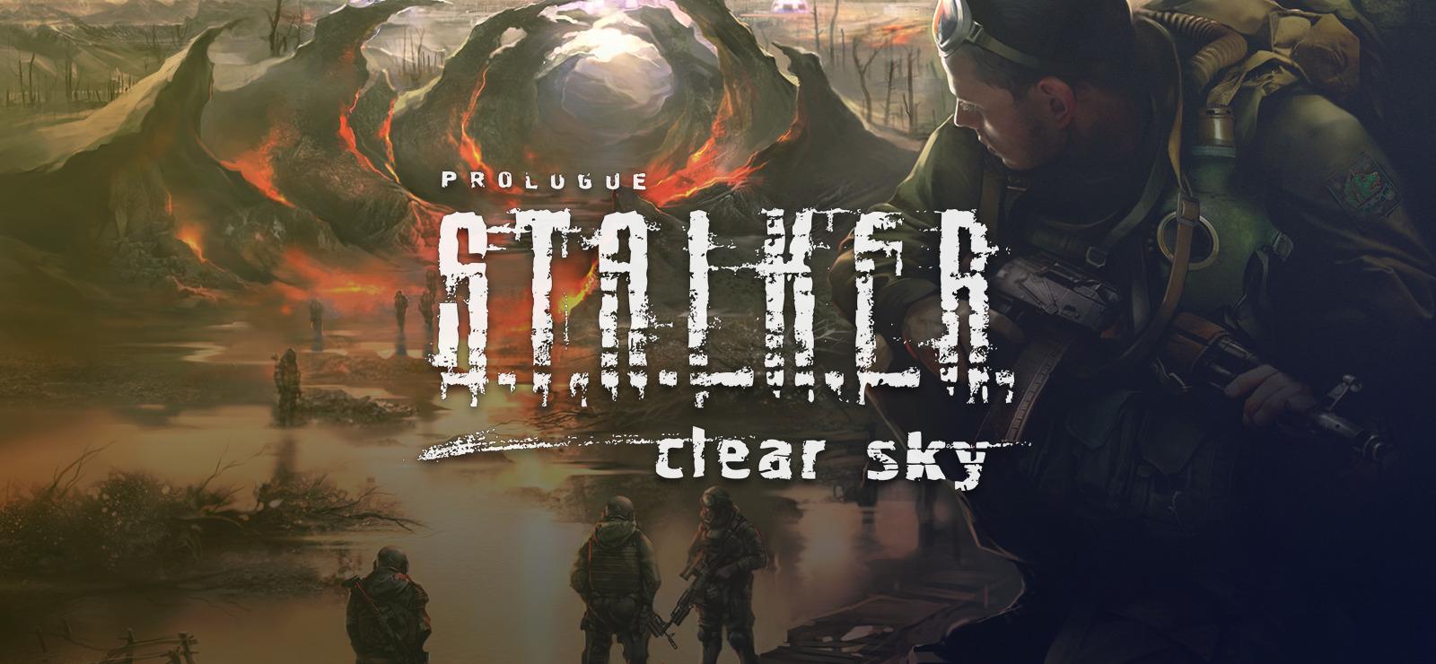 STALKER Clear Sky-GOG