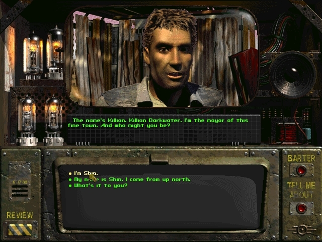 Fallout screenshot 2