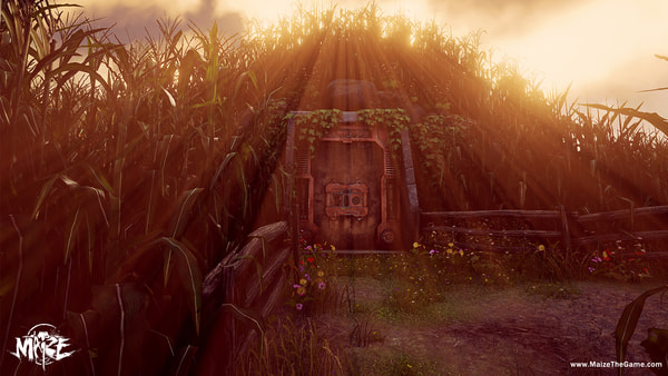 Maize screenshot 2