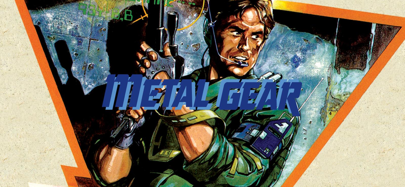 METAL GEAR-GOG