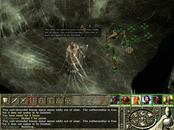 Icewind Dale 2 Complete screenshot 1