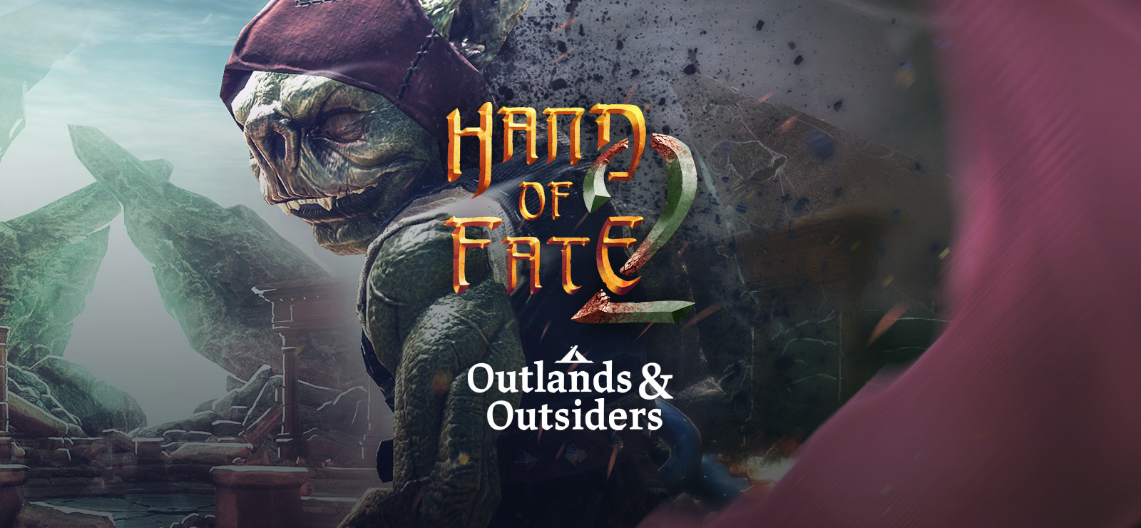 : Hand of Fate 2 Outlands and Outsiders-Plaza